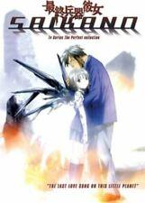 Saikano Complete TV Series - All Episodes 1-13 / English Dub/ New / Sealed