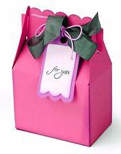 Sizzix Scallop Gable Box Bigz L die #659719 Retail $29.99 designer Lori Whitlock