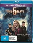The 5th Wave (Blu-ray, 2016)
