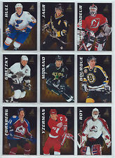 1995-96 ZENITH HOCKEY COMPLETE 150 CARD SET  FREE SHIPPING