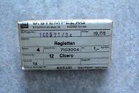 12 Cicero Regletten Ausschluss Bleisatz Letterpress Blindmaterial D. Stempel AG
