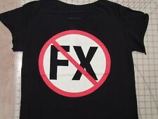 Vtg NOFX 2008 Tour T-SHIRT Mens MED 2-Sided They've Actually Gotten Worse Live