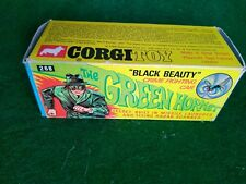 Corgi 268 - Green Hornet.  Original box.Complete with instruction sheet