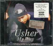 """◄► Usher """"MY WAY"""" CD-ALBUM"""