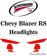 3M Scotchgard Paint Protection Film Clear Pre-Cut Kit 2019 2020 Chevy Blazer RS