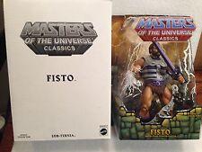 Masters Of The Universe Classics Fisto