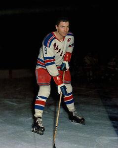 New York Rangers ANDY BATHGATE Glossy 8x10 Hockey Photo Print Poster HOF 78