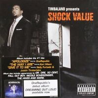 Timbaland Presents shock value (2007, feat. Nelly Furtado, Justin Timberl.. [CD]