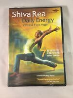 Shiva Rea Daily Energy Vinyasa Energy Flow Yoga Workout Fitness Exercise DVD