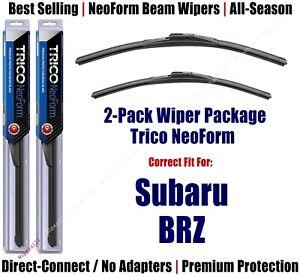 2-Pack Super-Premium NeoForm Wipers fits 2013+ Subaru BRZ - 16220/200