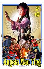 ANGELA MAO YING art broken oath hapkido lady whirlwind when taekwondo strikes