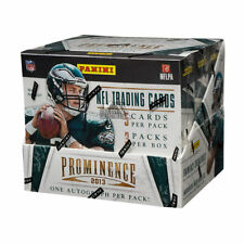 2013 Panini Prominence Football Hobby Box