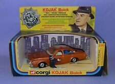 * MINT BOXED * 1976-1980 * CORGI * NO 290 * KOJAK BUICK * IN ITS ORIGINAL BOX *