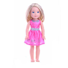 Best sweet girl Gift clothes  for Wellie Wisher doll party M59