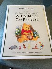 Walt Disney Adventures of Winnie the Pooh Exclusive Deluxe Video Edition New VHS