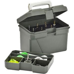 Plano Archers Box Broadhead Case Olive Green