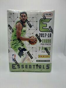 2017-18 Panini NBA Essentials Blaster Box Jayson Tatum Mitchell Rookie