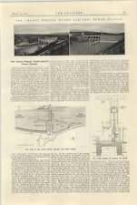 1925 Chancy-pougny Hydroelectric Power Station 1