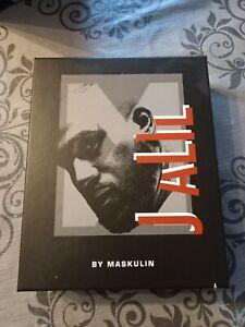 Jalil CD Box by Maskulin,  FLER