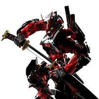 BANDAI Gundam SEED High-Resolution Model Gundam Astray Red Frame 1/100 Kit W/T