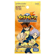 TAKARA TOMY INAZUMA ELEVEN IE-06 TRADING CARD GAME TCG 5CARDS BOOSTER PACK