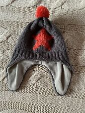 Boden Bobble Hat Age 3-6 Years Fits Age 1-2