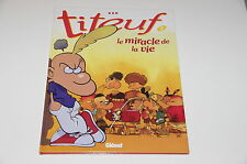 BD Titeuf T7 Le miracle de la vie / Zep // Glénat