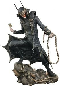 Gallery The Batman Who Laughs 9-Inch Collectible PVC Statue [Dark Nights: Metal]