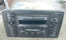 AUDI A8 S8 BOSE Original Radio CD / Cassette Player 4d0035195