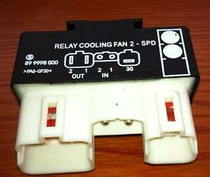 VOLVO 960 S90 C70 V70 850 V90 COOLING RADIATOR Fan Control Unit RELAY 9442933