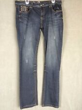 Women's Request Distressed Jeans Size 17/36  (WB 20)