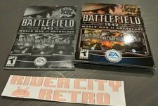 Battlefield 1942: World War II Anthology (PC, 2004) Complete Good Condition Game