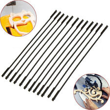 12Pcs 5'' 127mm Pinned Scroll Saw Blades Woodworking Power Tools Accessories Set