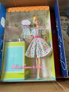 BARBIE Learns to COOK Doll Gold Label 2006
