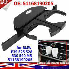 FOR BMW 5 SERIES E39 1996-2003 FRONT CUP HOLDER DRINK HOLDER LHD 51168190205