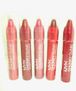 NYX CHUNKY DUNK Hydrating Lippie lip crayon choose a shade