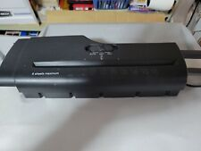 6 Sheet Cross Cut Paper Shredder Credit Card Heavy Duty Adjustable Unbranded S5
