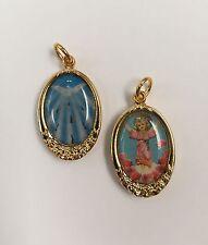 Holy Spirit Divine Child Medal/Medalla de Espiritu Santo y Divino Niño  17017