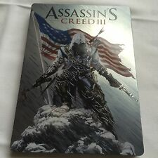 Assassin´s Creed III Freedom Edition limitiertes Steelbook  Neu Top Zustand