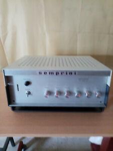 SEMPRINI ST280M ampli/mixer à lampes VINTAGE