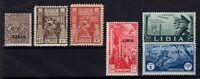 P136348/ ITALIAN LYBIA / LOT 1912 – 1941 MINT MNH CV 235 $