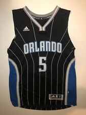 Adidas Orlando Magic Victor Oladipo Jersey Mens S Black #5 NBA Basketball