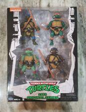 Teenage Mutant Ninja Turtles 1988 Original Series Gamestop Exclusive 4 Pack TMNT
