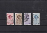 italy 1935   used stamps  bellini cat £31 Ref 8167