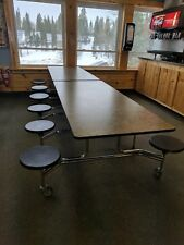 Sico Fixed Seating Table