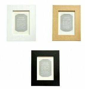 Picture Frame Photo Frames A2 A3 A4 10x8 12x16 Poster Frame Black Oak White002