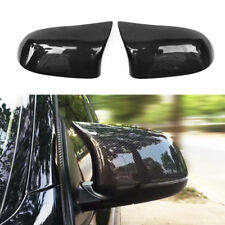 carbon fiber mirror cover M style replace cap for bmw X3 X4 X5 F26 F15 F16 F25LC