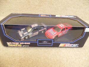 New 1991 Racing Champions 1:43 Diecast NASCAR Jody Ridley Bill Elliott Bud Ford