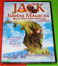 JACK Y LAS JUDIAS MAGICAS LA HISTORIA REAL / Jack and the Beanstalk The Real Sto