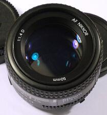 Nikon NIKKOR 50mm f/1.4 AF D Lens